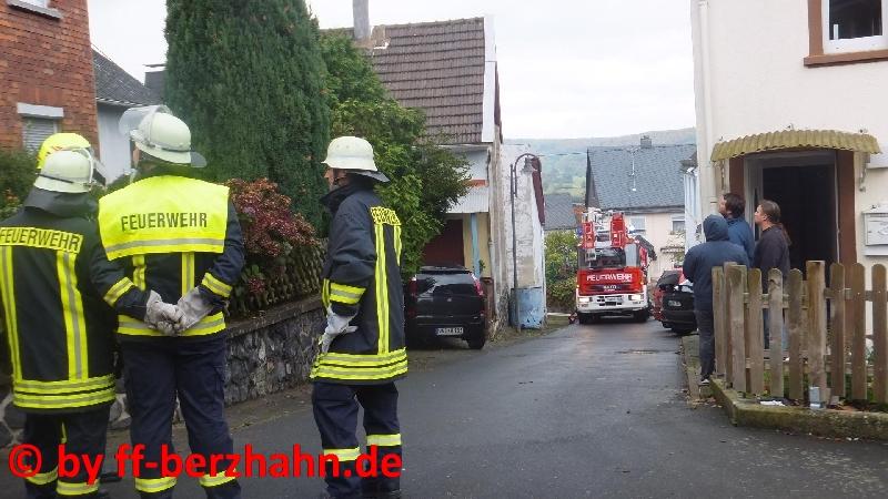 Brandeinsatz > Gebäude